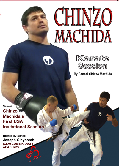 Chinzo Machida dvd