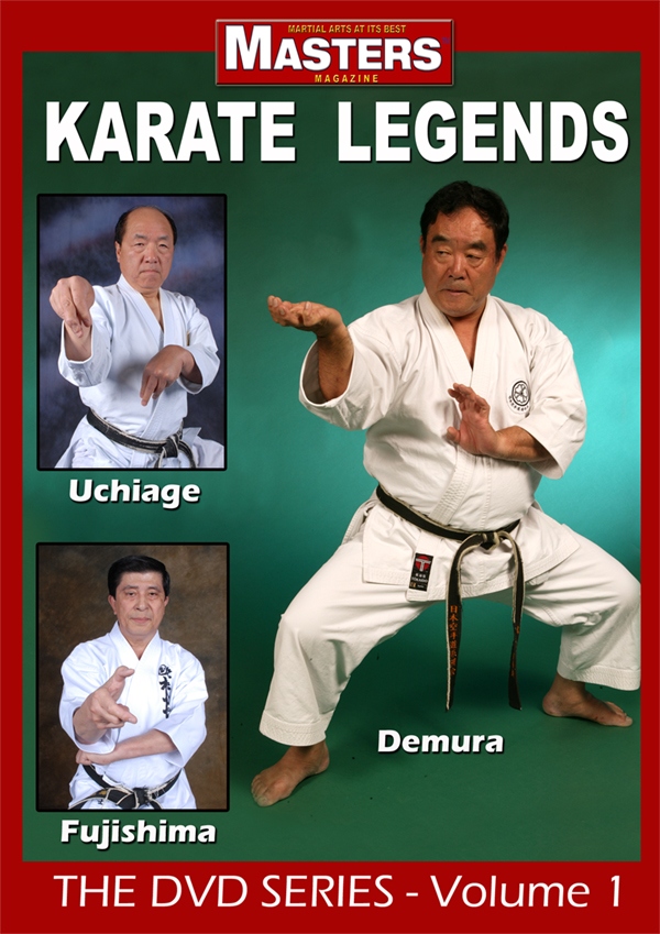 Demura Karate Legends