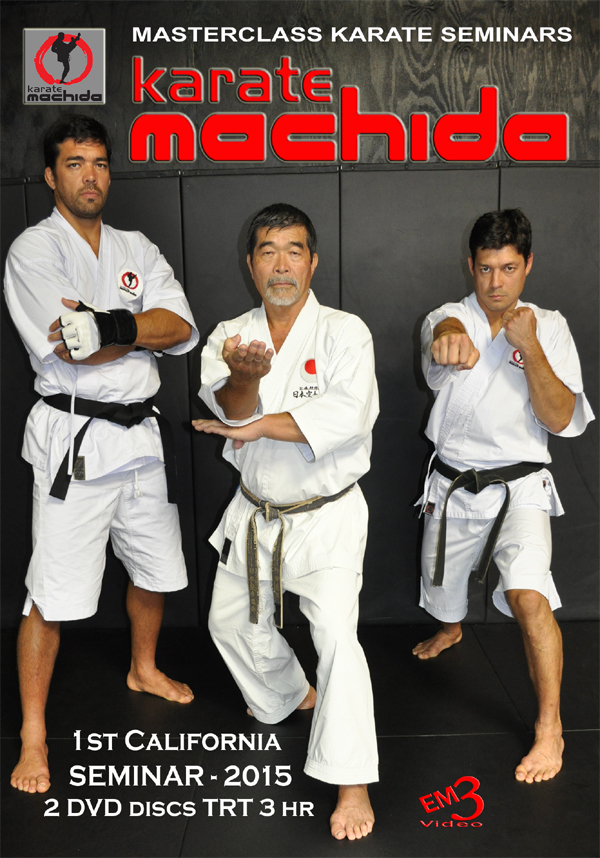 Machida karate MMA